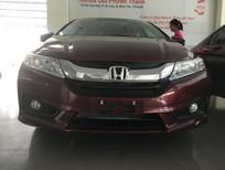 Honda City CVT 2016 màu đỏ giá tốt nhất ( có hỗ trợ trả góp lên đến 80%) - chi tiết liên hệ 0908722988