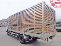 Bán xe tải Isuzu chở gà, xe ô tô chở Gà giống, vịt giống 5.5 tấn