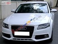 Bán Audi A4 đời 2010, màu trắng, nhập khẩu nguyên chiếc, 890 triệu