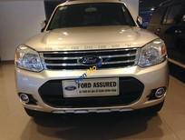 Ford Everest AT 2.5L 2013, màu ghi vàng, xe đẹp
