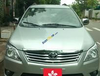 Bán Toyota Innova E đời 2008, màu bạc