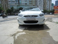 Xe Hyundai Accent 2012, màu trắng, nhập khẩu chính hãng, giá 505tr