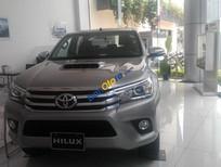 Cần bán Toyota Hilux G sản xuất 2016, màu bạc