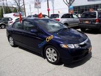 Bán xe Honda Civic 2.0 AT đời 2007, màu xanh đen