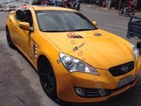 Cần bán gấp Hyundai Genesis sản xuất 2010, màu vàng, xe nhập
