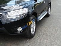 Cần bán Hyundai Santa Fe năm 2011, màu đen, nhập khẩu nguyên chiếc