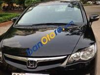 Cần bán xe Honda Civic năm 2008, màu đen đã đi 65000 km giá cạnh tranh