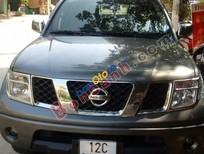 Cần bán gấp Nissan Navara LE đời 2012, màu xám, xe nhập chính chủ, 455tr