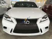 Cần bán Lexus IS250 đời 2015, màu trắng, nhập khẩu nguyên chiếc