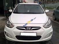 Bán Hyundai Accent đời 2011, màu trắng, nhập khẩu