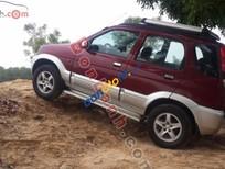 Cần bán lại xe Daihatsu Terios đời 2003, màu đỏ, nhập khẩu chính hãng