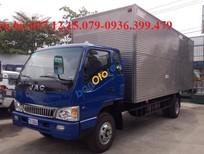 Xe JAC 6.4 tấn thùng kín giá tốt ưu đãi lên đến 40 triệu
