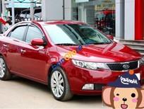 Bán xe Kia Forte 2012, màu đỏ, giá chỉ 489 triệu