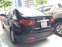 Cần bán lại xe Hyundai Avante 1.6MT đời 2011, màu đen