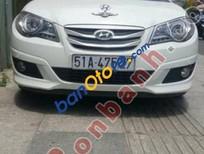 Xe Hyundai Avante đời 2013, màu trắng xe gia đình