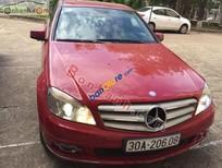Bảo Long Auto cần bán lại xe Mercedes C200 đời 2010, màu đỏ, 820 triệu