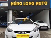 Cần bán Hyundai Avante M1.6 đời 2012, màu trắng đã đi 30000 km