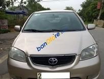 Bán ô tô Toyota Vios 2004, giá tốt