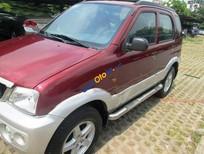 Bán xe Daihatsu Terios 1.3MT đời 2003, màu đỏ chính chủ