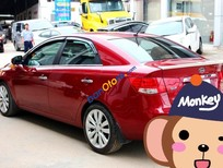 Cần bán xe Kia Forte đời 2011, màu đỏ, giá 489tr