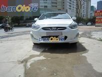 Bán Hyundai Accent AT đời 2012, màu trắng, nhập khẩu chính hãng, chính chủ