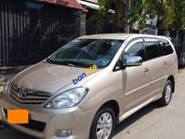 Cần bán Toyota Innova G 2009, xe gia đình