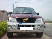 Cần bán xe Daihatsu Terios đời 2003, màu đỏ số sàn