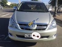 Bán Toyota Innova G đời 2006, màu bạc số sàn
