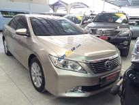 Bán Camry 2.5G sản xuất 2014 màu vàng cát