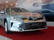 Bán Toyota Camry 2.0 E đời 2016, màu đen