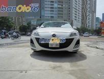 Bán xe Mazda 3 AT đời 2010, màu trắng, nhập khẩu nguyên chiếc, còn mới