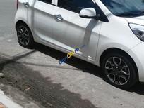 Cần bán xe Kia Morning AT sản xuất 2014, màu trắng