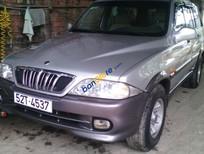 Cần bán gấp Ssangyong Musso đời 2001, nhập khẩu