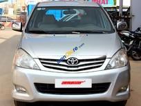 Cần bán Toyota Innova G 2.0MT sản xuất 2009, màu bạc, 575 triệu