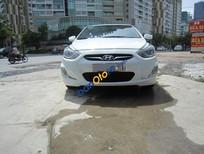 Bán xe Hyundai Accent đời 2012, màu trắng, nhập khẩu