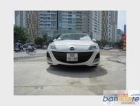 Cần bán gấp Mazda 3 AT đời 2010, màu trắng, số tự động, giá chỉ 565 triệu