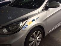 Bán Hyundai Accent năm 2011, màu bạc