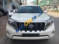 Cần bán Toyota Prado TXL đời 2016, màu trắng, nhập khẩu