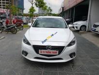Bán Mazda 3 2.0AT đời 2015, màu trắng, 805tr