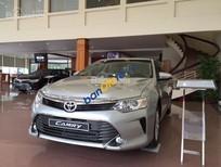 Bán xe Toyota Camry 2.5 G đời 2016, màu bạc