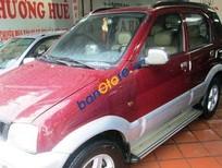 Bán Daihatsu Terios đời 2004, màu đỏ, nhập khẩu, giá chỉ 240 triệu