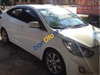 Cần bán Hyundai Accent 2011, màu trắng xe gia đình, giá chỉ 455 triệu