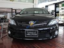 Bán Toyota Corolla Altis 2.0V màu đen đời 2016. Bản 2.0V còn 893 tr, tặng phụ kiện chính hãng - LH Huy 0978329189