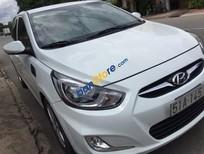 Bán ô tô Hyundai Accent AT đời 2011, màu trắng số tự động