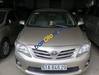 Bán Toyota Corolla altis 1.8 đời 2008, màu vàng số tự động, 700tr