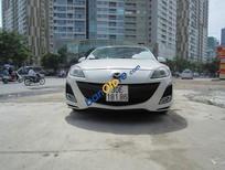 Bán xe Mazda 3 đời 2010, màu trắng, nhập khẩu chính hãng