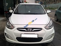 Bán ô tô Hyundai Accent đời 2011, màu trắng, nhập khẩu chính hãng