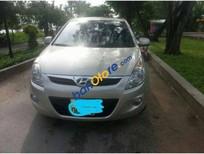 Cần bán gấp Hyundai i20 AT đời 2012, màu bạc, nhập khẩu chính chủ