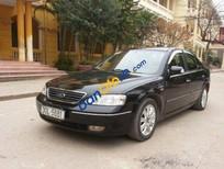 Cần bán lại xe Ford Mondeo đời 2003, màu đen số sàn, giá chỉ 208 triệu