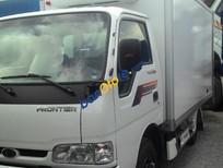 Bán xe tải tại Bà Rịa Vũng Tàu, KIA 2.4T xe đông lạnh